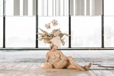Project «Δημόσιες Εικαστικές Προβολές | Public Art Projections» στο κτίριο του MOMus-Μουσείου Σύγχρονης Τέχνης