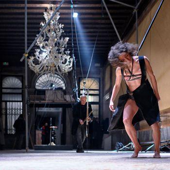OPEN CALL FOR ARTISTIC COLLABORATORS: Collective performance Silence, and silence | Andrigo & Aliprandi