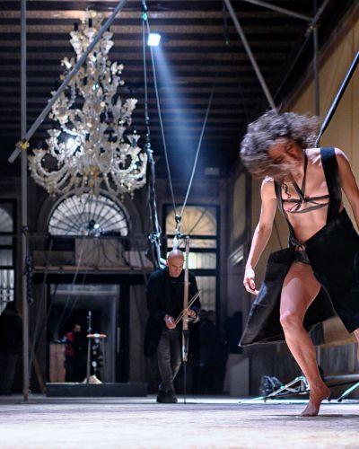 ΑΝΟΙΧΤΟ ΚΑΛΕΣΜΑ ΚΑΛΛΙΤΕΧΝΩΝ: Συλλογική performance Silence, and silence | Andrigo & Aliprandi