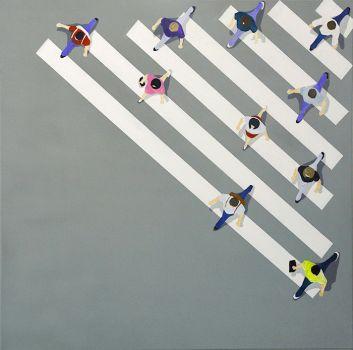 Έκθεση εικαστικών: «Αστικό Τοπίο. Ο χώρος όπου κινείται και δραστηριοποιείται ο σύγχρονος άνθρωπος - μια διαρκής πρόκληση ανθρώπου - φύσης»