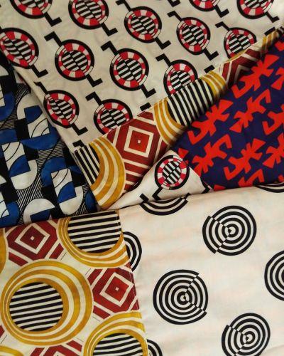 Liubov Popova. Form.Colour. Space | Scarves