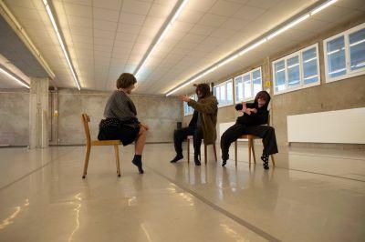 Open call | Εκπαιδευτικό εργαστήριο «Μεταμόρφωση και Γελοιότητα – The Poetry beneath Absurdity» με τον Ευριπίδη Λασκαρίδη