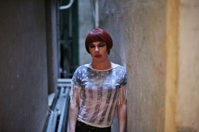 Society doesn't fit me but my little black dress does | Αλέξανδρος Κατσής, Ζακ Κωστόπουλος, Μαρία Λούκα