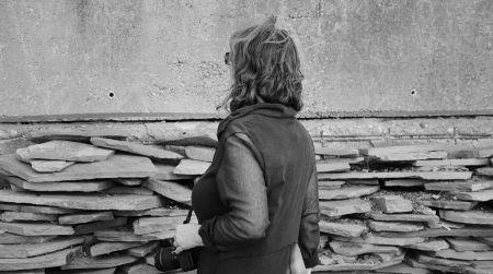 Μαρία Ζερβός, The Camp, 23' HD_βίντεο στιγμιότυπο_ασπρόμαυρο με ήχο, 2020