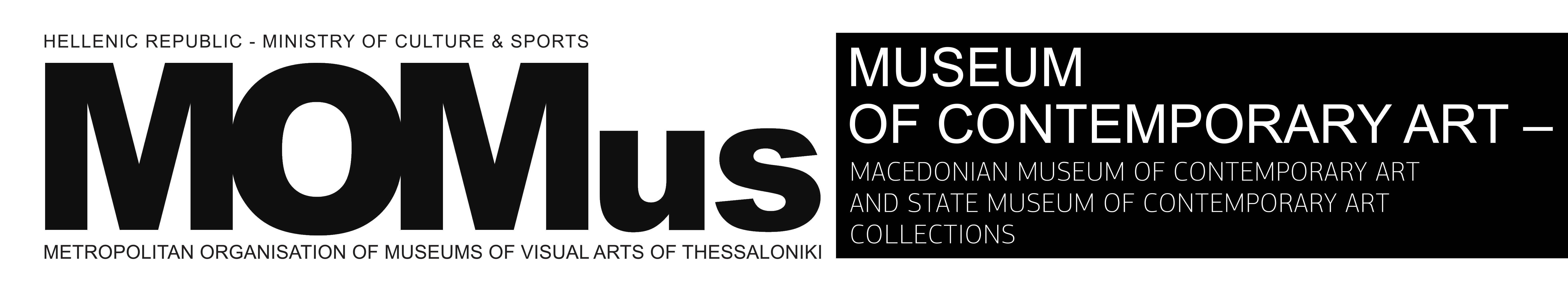 MOMus-Museum of Contemporary Art-Macedonian Museum of Contemporary Art and State Museum of Contemporary Art Collections