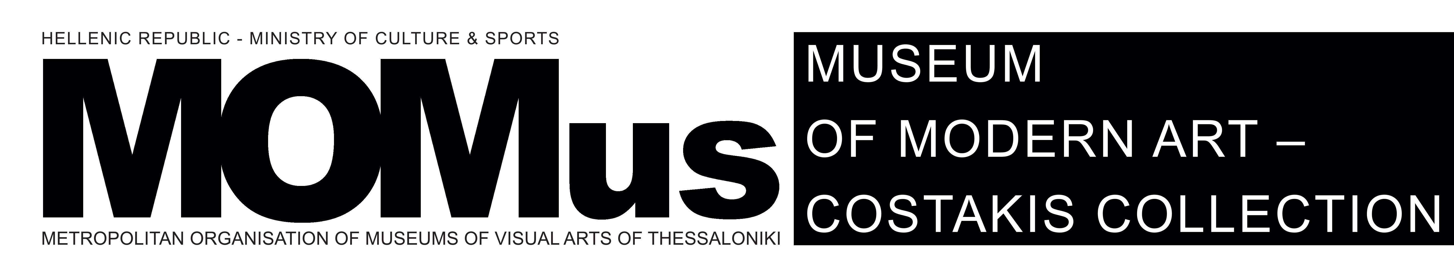 MOMus Modern logo