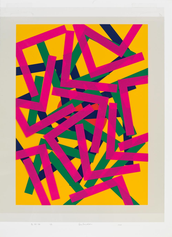 Έργο του Στήβεν Αντωνάκου από τη συλλογή του MOMus
