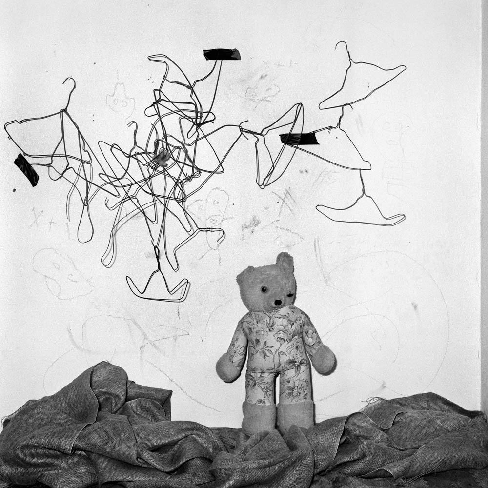 Roger Ballen, Configuration, 2003, © Roger Ballen